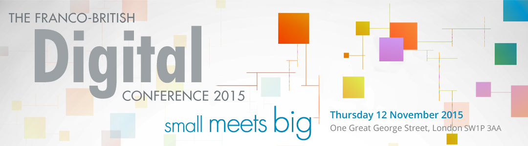 The Franco-British Digital Conference 2015