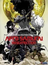 Afro Samurai Full HD Thuyết minh
