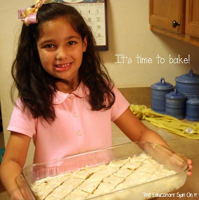 Making Baklava with Kids