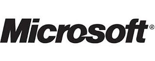 logo Microsoft Era Tahun 1987-2012