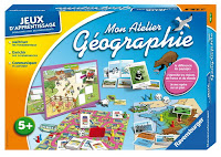 Mon Atelier Géographie - Ravensburger