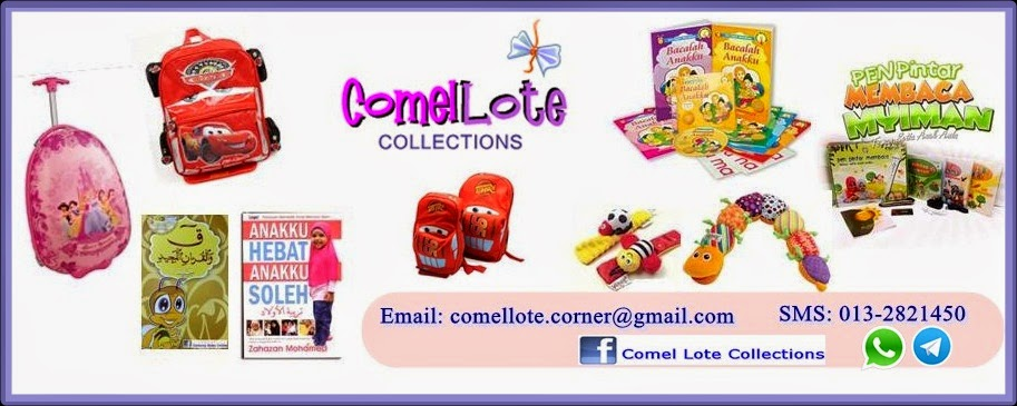 Comel Lote Collections