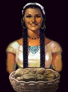 Vendedora de tamales, Carlos Guzmán, El Salvador, tamalera, los tamales