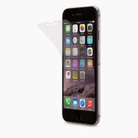Pellicola antiriflesso di Power Support per iPhone 6 e per iPhone 6 Plus