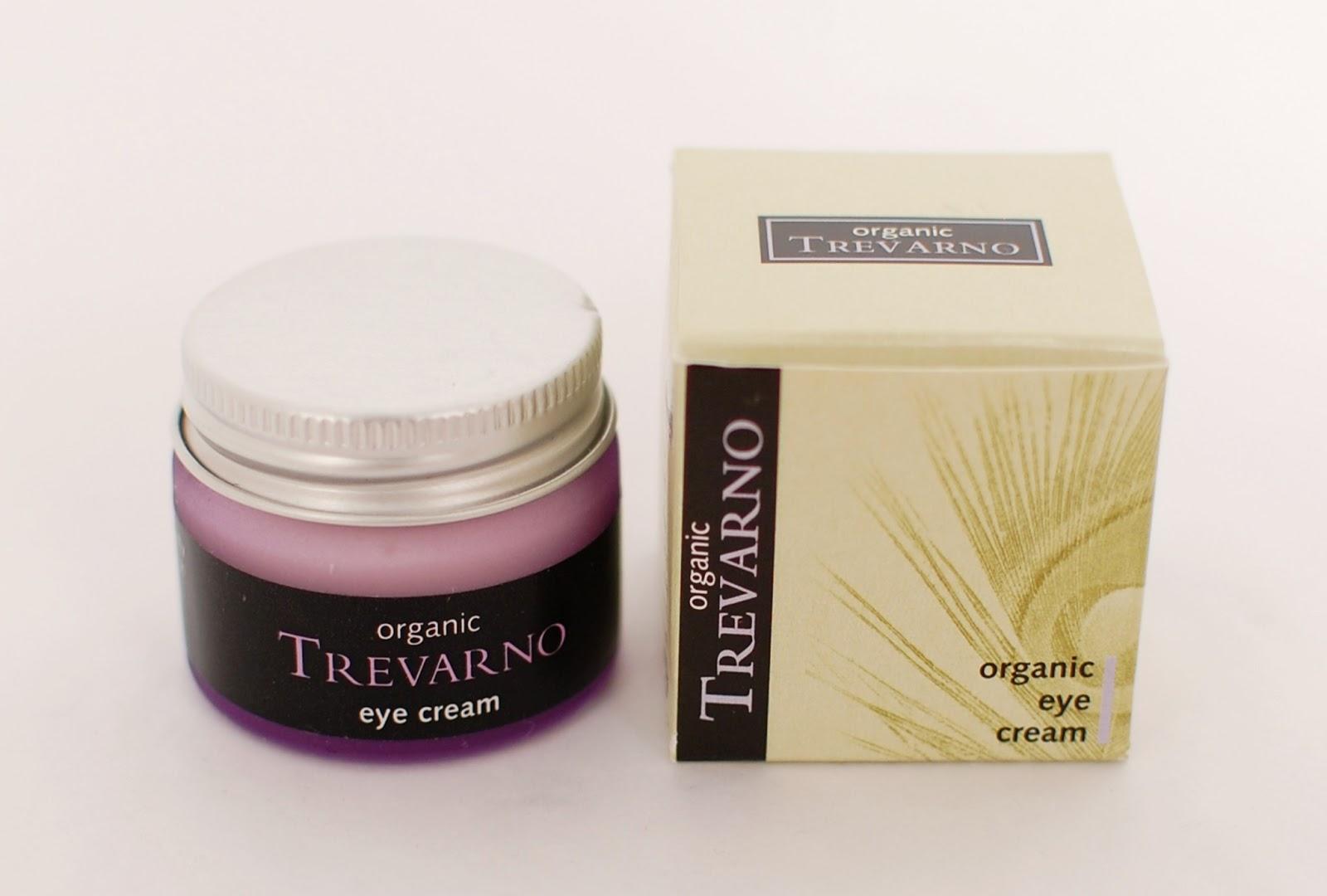 Trevarno Organic Eye Cream, Krema za okoli oči