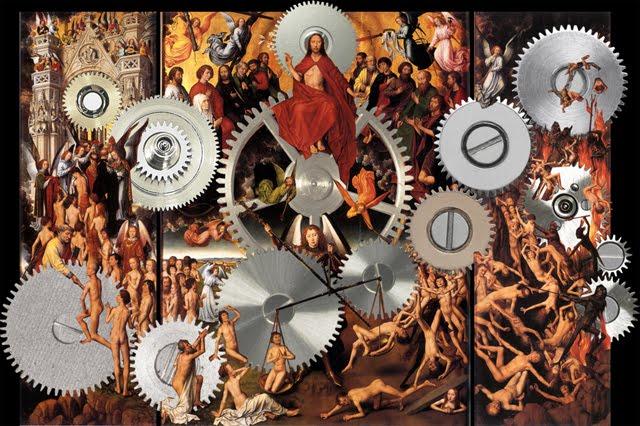 La cibernética y la máquina hierogámico-sacrificial