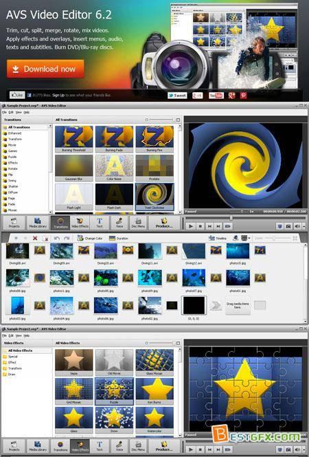 download avs video editor full version free
