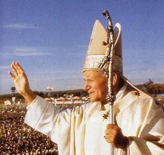 Preghiera per la pace -Santo  Papa Giovanni Paolo II°