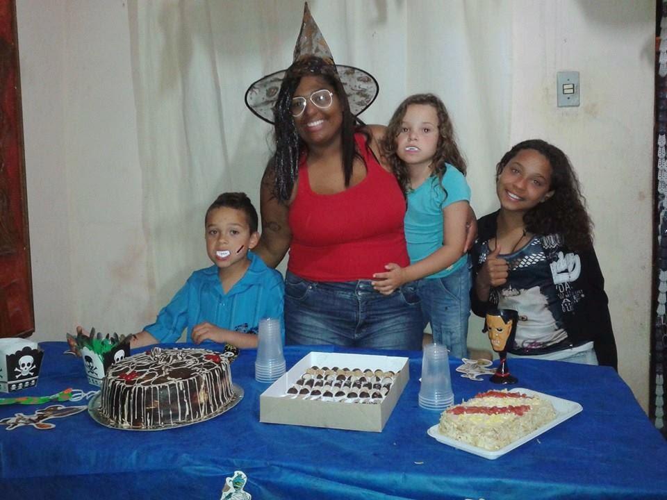 Aniversário Chaiane Acunha