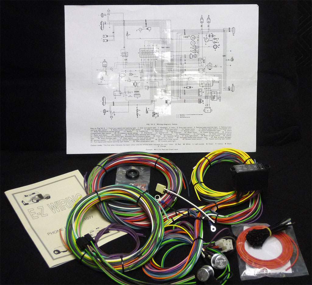 EZ_Toyota_Wiring ez wiring 21 circuit diagram dolgular com ez 21 wiring diagram at cos-gaming.co