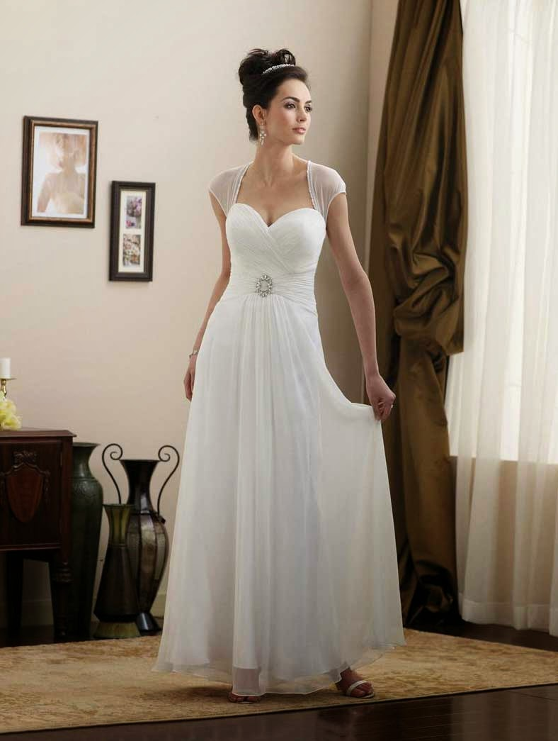 Informal Simple Wedding Dresses Photos HD Concepts Ideas