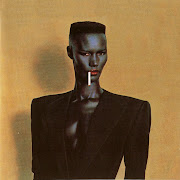 Androgynous Grace Jones Photographer: JeanPaul Goude Man? Woman?