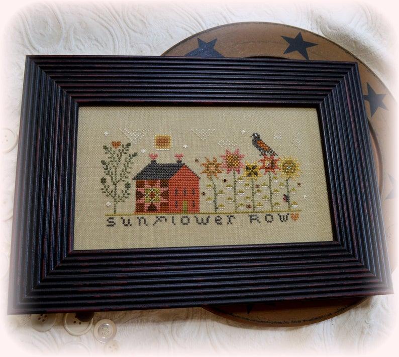 NW-44 Sunflower Row