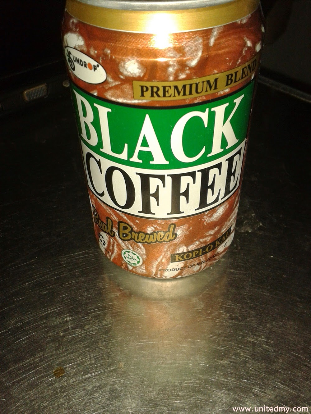 Sundrop Black Coffee