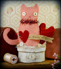 Valentine make do kitty