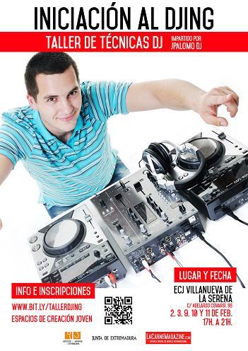 Taller de DJing