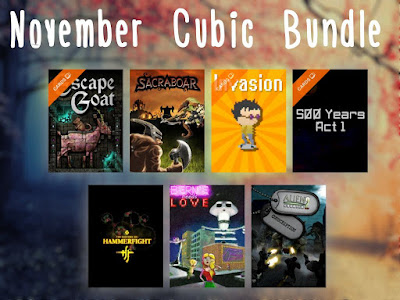 november cubic bundle