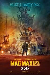 Perview Film Mad Max: Fury Road, di Prediksi Menjadi Film Terbaik tahun 2015
