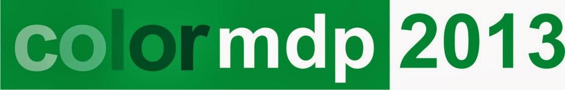 ColorMdP 2013