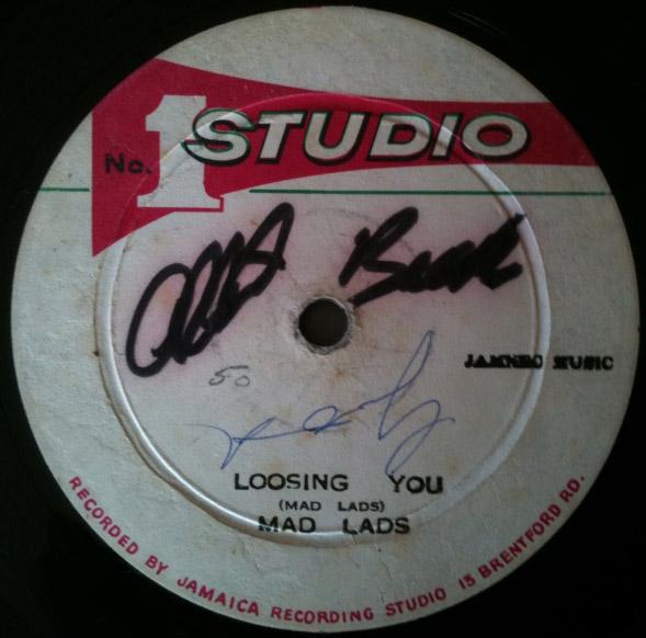 Alton Ellis - Can I Change My Mind - Roomful Of Tears