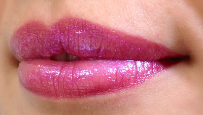 L'Oréal Project Runway Fall 2013 Collection Colour Riche Lipstick in The Mystic's Kiss and Le Gloss in The Mystic's Shine
