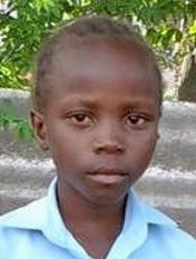 Angeline - Kenya (KE-500), Age 8