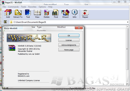 winrar full crack bagas31