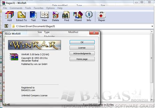 WinRAR 5.00 Beta 3 Full Keygen 2
