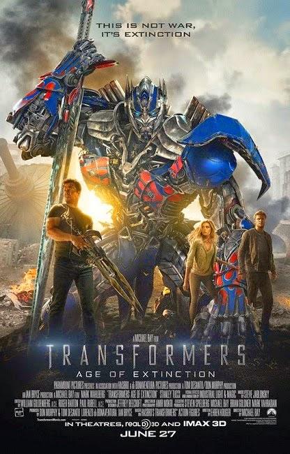 Transformers Age of Extinction 2014 Brrip tainies online oipeirates