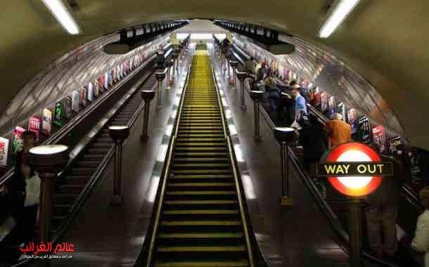 الأنفاق في لندن
