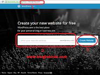 Cara Mudah Membuat Sebuah Blog di Wordpress