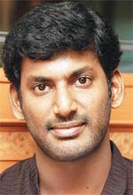 What is the height of Vishal?