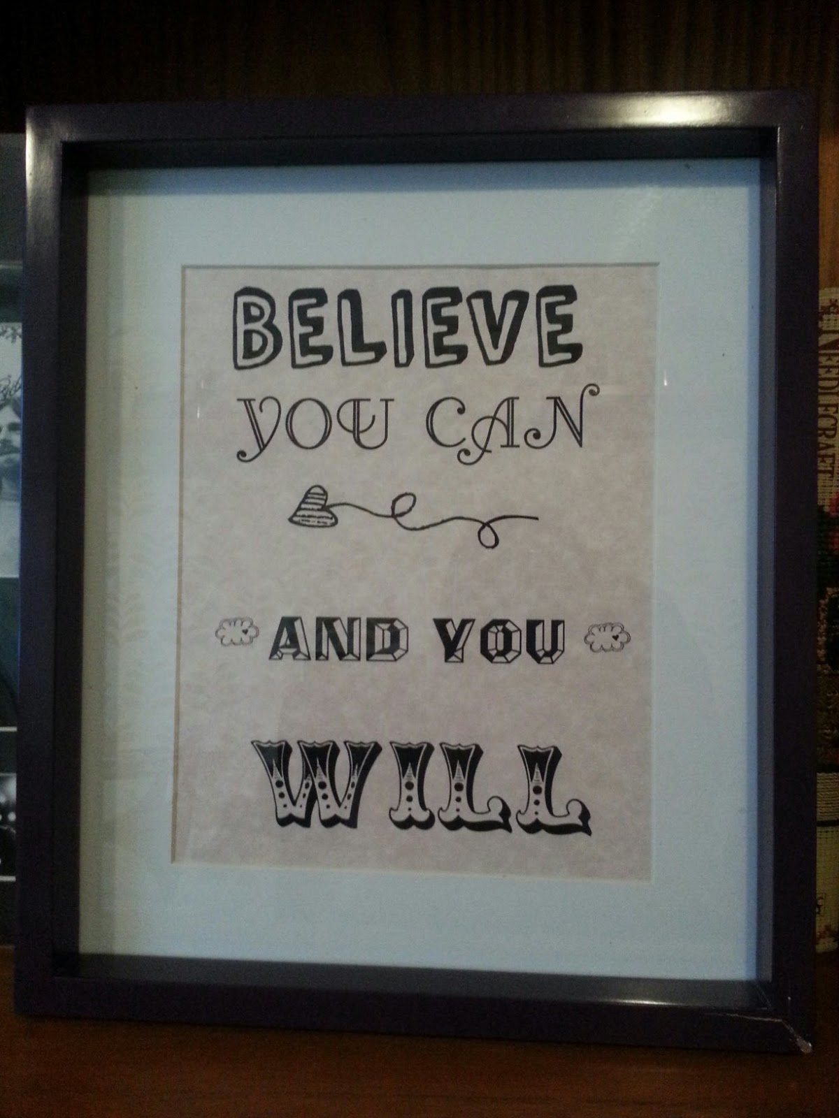 Popular DIY quote art for simpletons