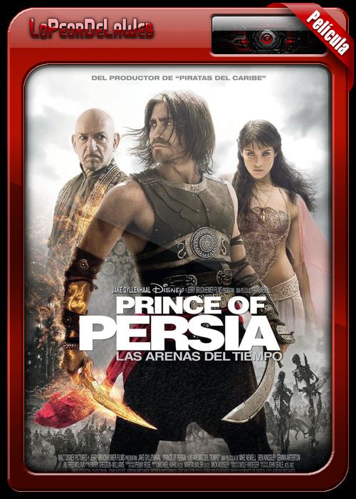El príncipe de Persia: Las Arenas del Tiempo (2010) 720p Dua
