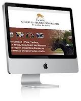 Ecurie chevaux de courses