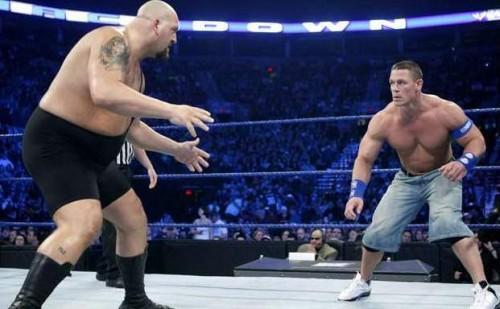 John Cena Vs Big Show | Players Comparison