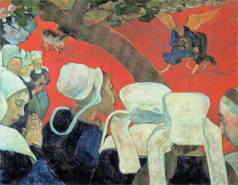 GAUGUIN, Paul (1848-1903).