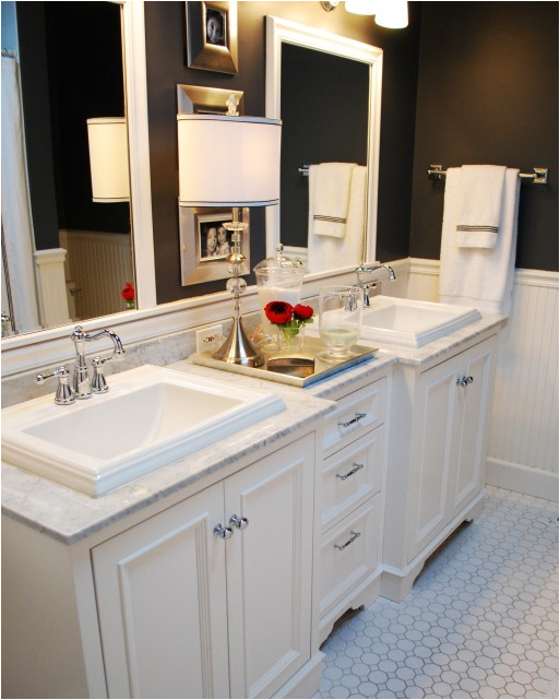 Traditional Bathroom Ideas Amusing Of Traditional Bathrooms with Wainscoting Photo