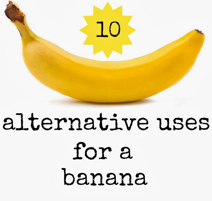 banana peeling as an alternative shoe polish essay Iiabstract we all know that our country today is suffering from crisis that was the reason why we want to launch this study, since shoe polish now a days is very.