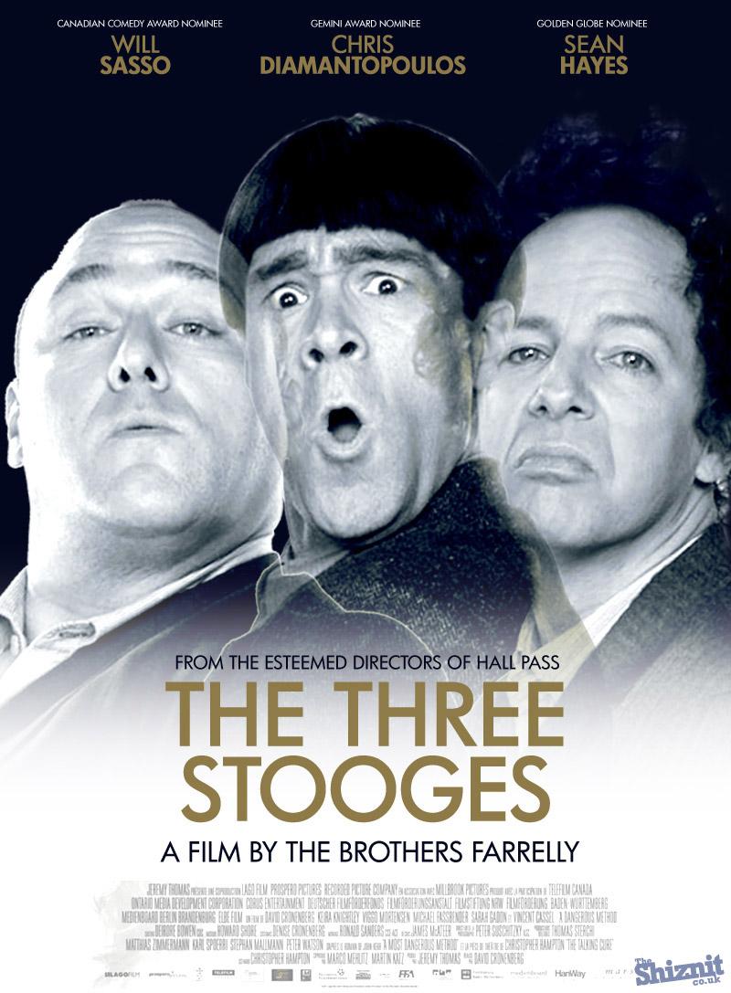 flieder on film the three stooges