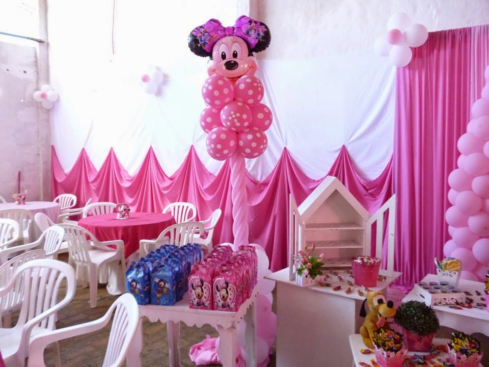 Fiestas personalizadas ideas para decoraci n de - Ideas decoracion cumpleanos ...
