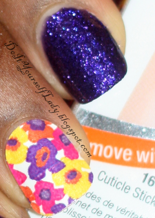 The Do It Yourself Lady: Review: Sally Hansen Salon Effect Nail ...
