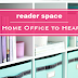 Reader Space: A Home Office to Heart