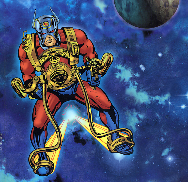 May The Fourth Be With You Dc: Cap'n's Comics: Orion By Jack Kirby