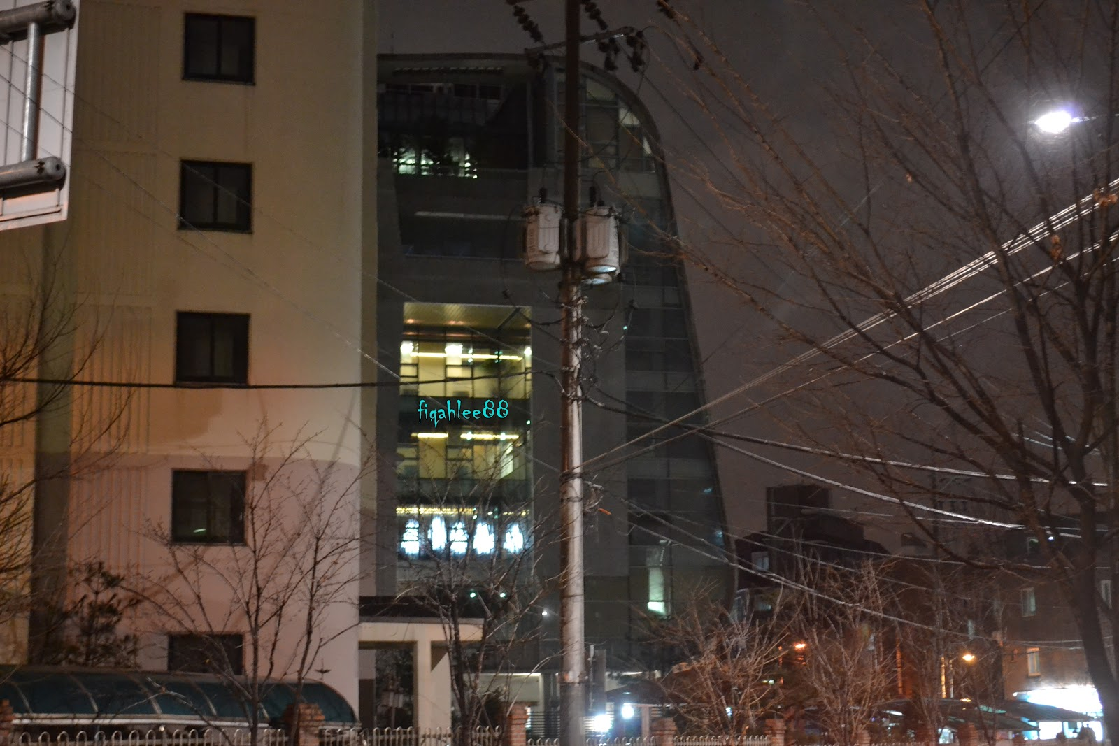me+my mind=my blog!: Going to YG Entertainment Building