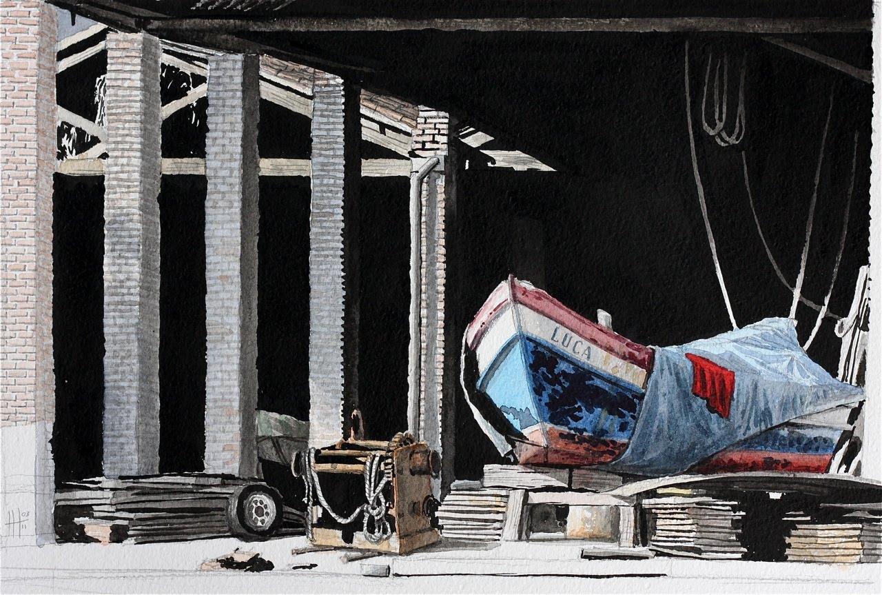 LUCA par HUGO H dans Peinture & Dessins Luca