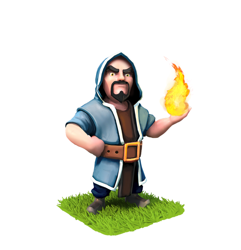 clash-of-clans-Wizards pngWizard Clash Of Clans Wallpaper