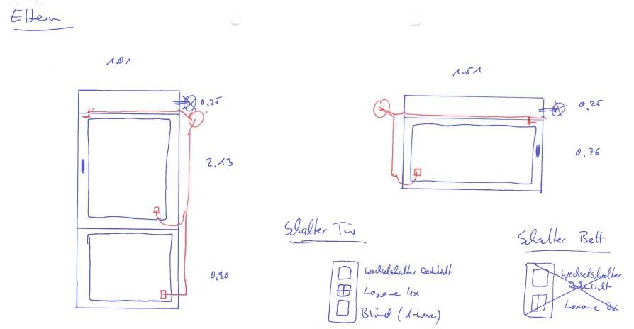 HuM\'s Baublog: Loxone: Reedkontakte und Glasbruchsensoren (Fenster ...