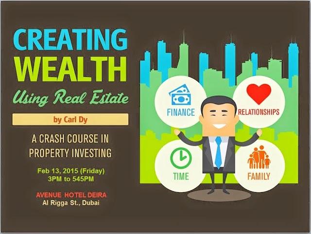Creating Wealth Through Real Estate Crash Course in Dubai