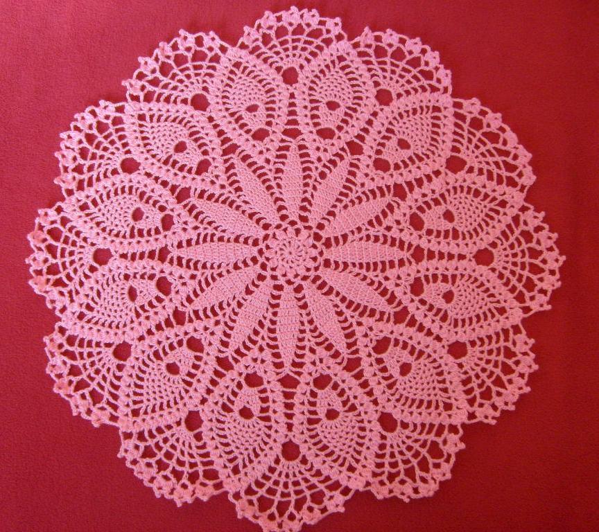 Tejer el arte de crear con tus manos tapete de pi as - Como hacer tapetes de ganchillo ...